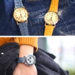 雪も溶けるほど熱い!Alcottで注目の腕時計コレクション