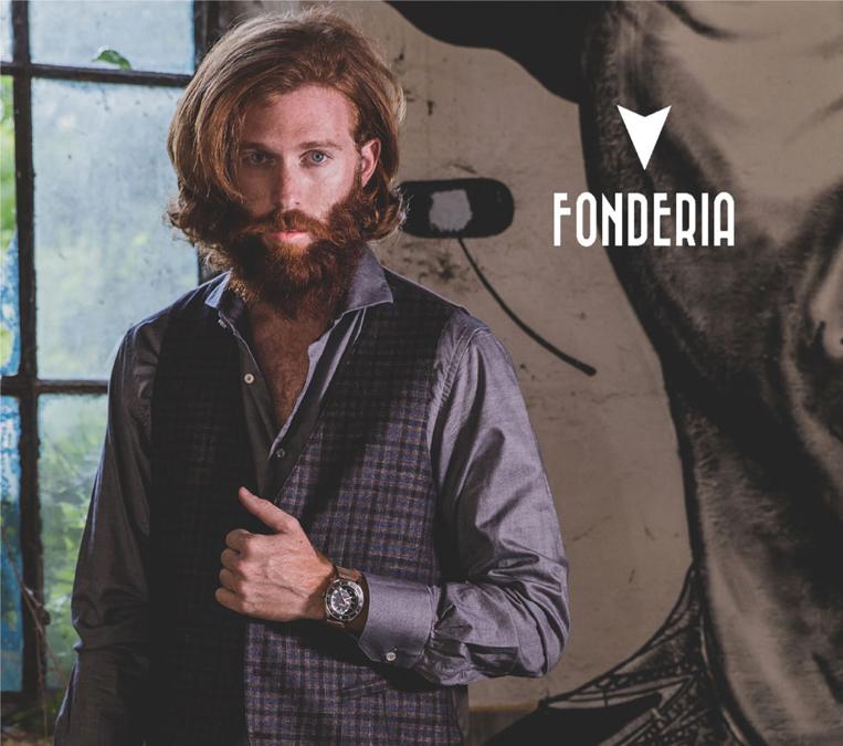 Fonderia / フォンデリアのブランドロゴ