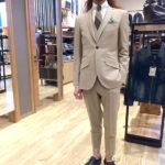 Alcottのオーダースーツ/国内縫製¥38,000~