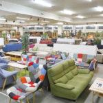 家具やインテリアが30%OFF!?東海エリア最大級ショールーム