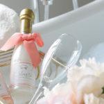 シャンパン型のバブルバスでお風呂好きの心を鷲掴み!