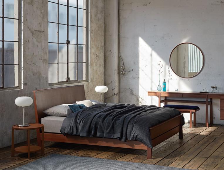 日本ベッドのクラシックモダンなDELPHOS