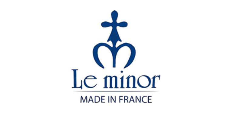 Le minor / ルミノアのブランドロゴ