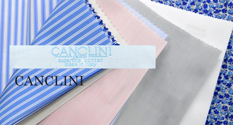 CANCLINI / カンクリーニのブランドロゴ