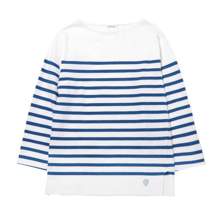 ORCIVAL / オーシバルのバスクシャツ