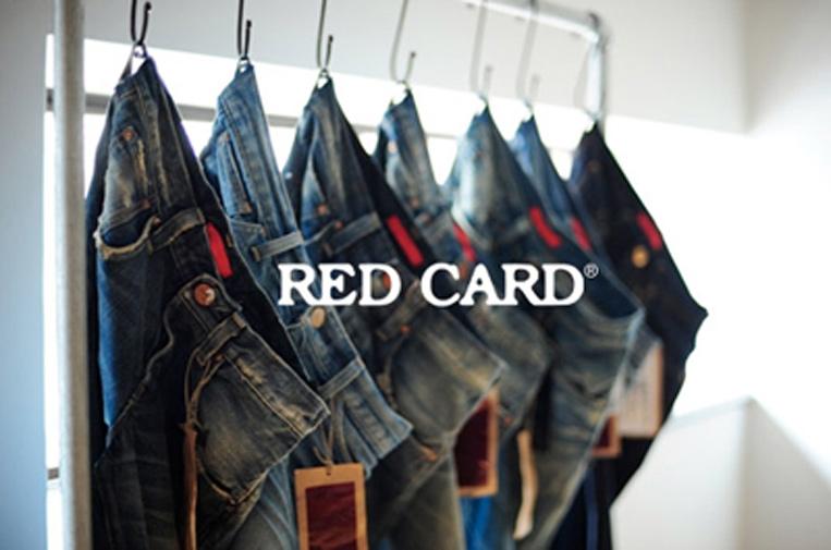 REDCARDのブランドロゴ