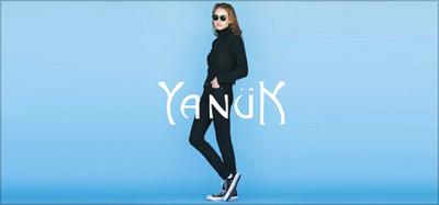Yanukのブランドバナー