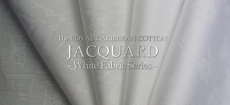 The Royal Caribbean Cotton / ザロイヤルカリビアンコットンのブランドロゴ