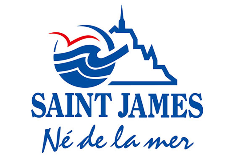 Saint James / セントジェームスのブランドロゴ
