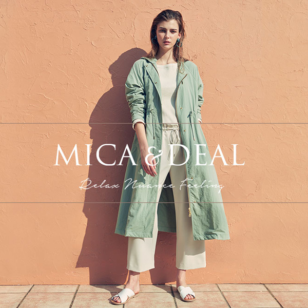 MICA&DEAL/マイカアンドディールブランドロゴ
