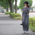 メディア多数掲載!!【Le Minor/ルミノア】台形カットバスクシャツ