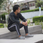 【2018秋冬最新アスレジャーコーデ】ZANEROBE ジョガーパンツ
