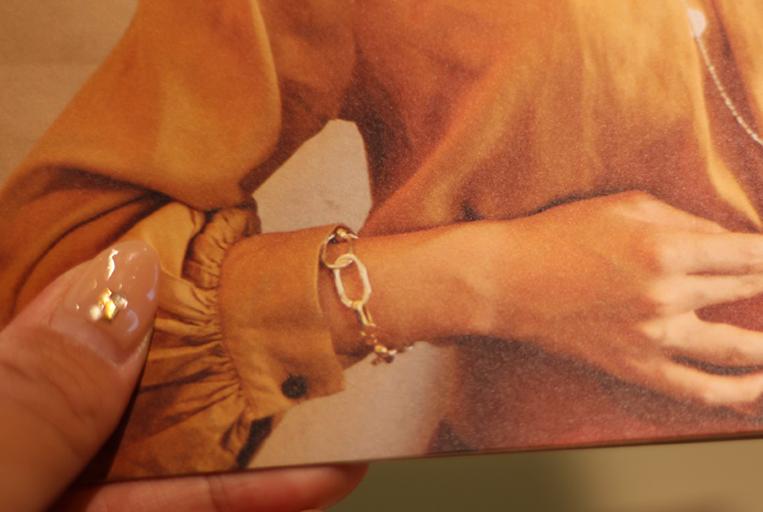 2018AW新作シーズマーラのブレスレットの写真