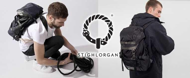 Stighlorgan / スティグローガンのブランドロゴ