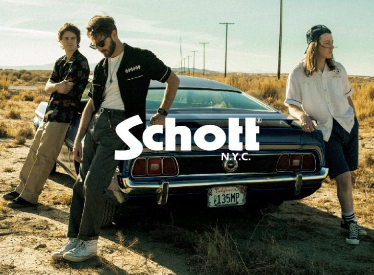 schott / ショットのブランドロゴ