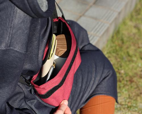 Lee×サミールナスリのコラボバッグ中の写真1