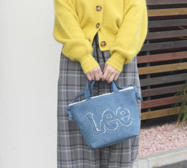 Lee×サミールナスリのコラボバッグ写真4
