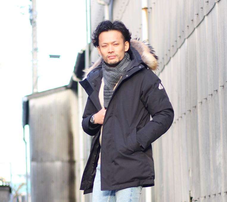 PYRENEXのANNECY JACKET