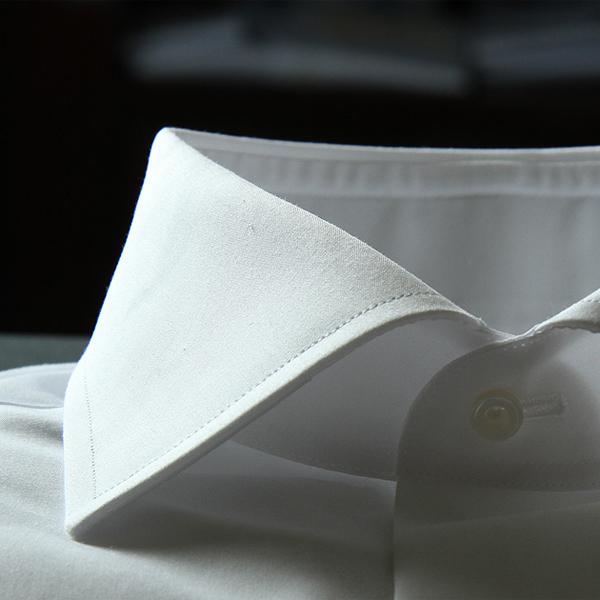 オーダーシャツの襟型