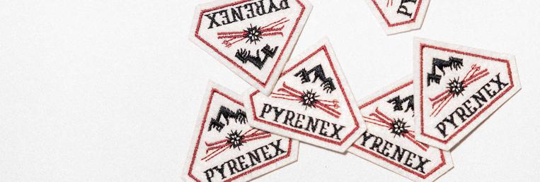 PYRENEX / ピレネックスのブランドロゴ
