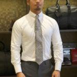 ビジネス・結婚式・成人式用のオーダーシャツ¥6,900~