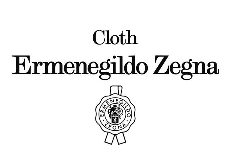 Ermenegildo Zegna/エルメネジルド・ゼニアのブランドロゴ