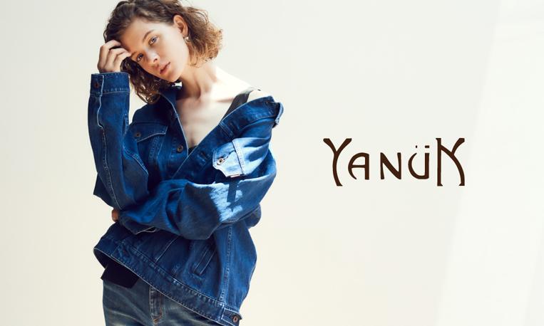 YANUK / ヤヌークのブランドロゴ