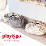 【play&go】子供が片付けたくなる北欧生まれのオシャレ雑貨