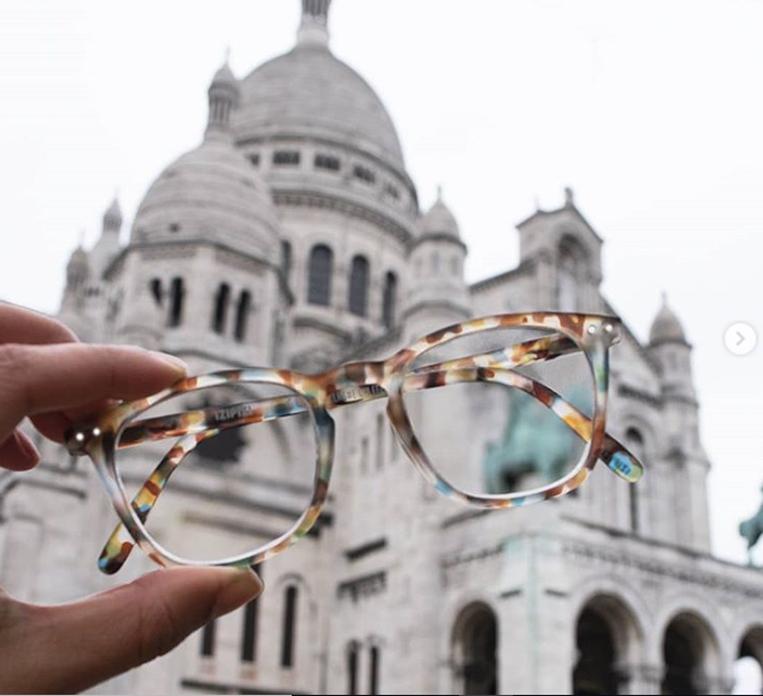 IZIPIZI/イジピジのサングラス