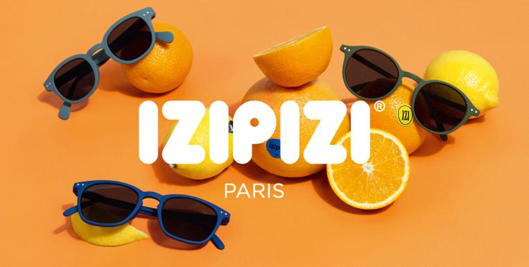 IZIPIZI/イジピジのブランドロゴ