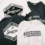 【Safari掲載!】Seagreen/シーグリーン コラボTシャツ