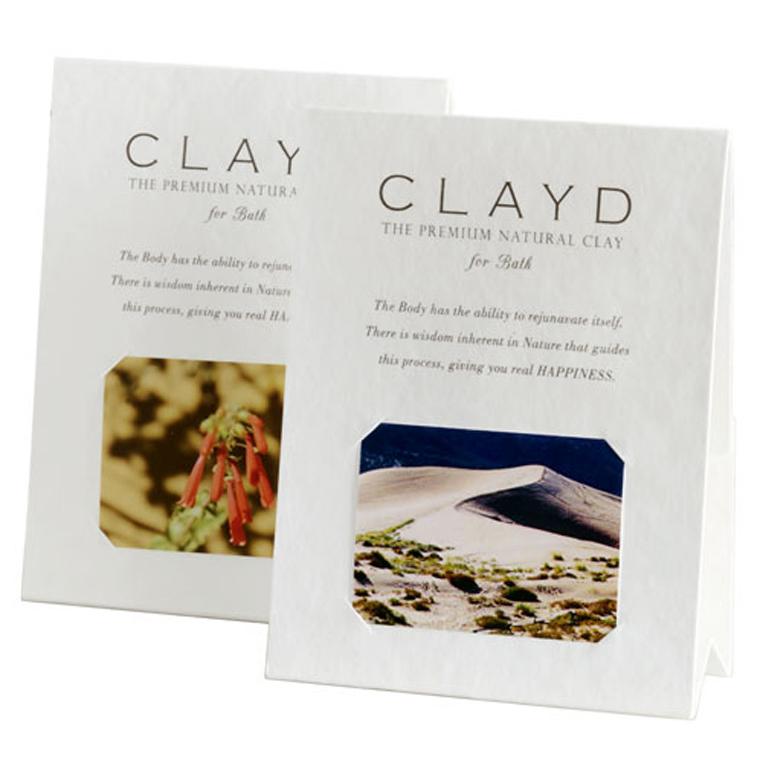 CLAYD/クレイドのONETIME