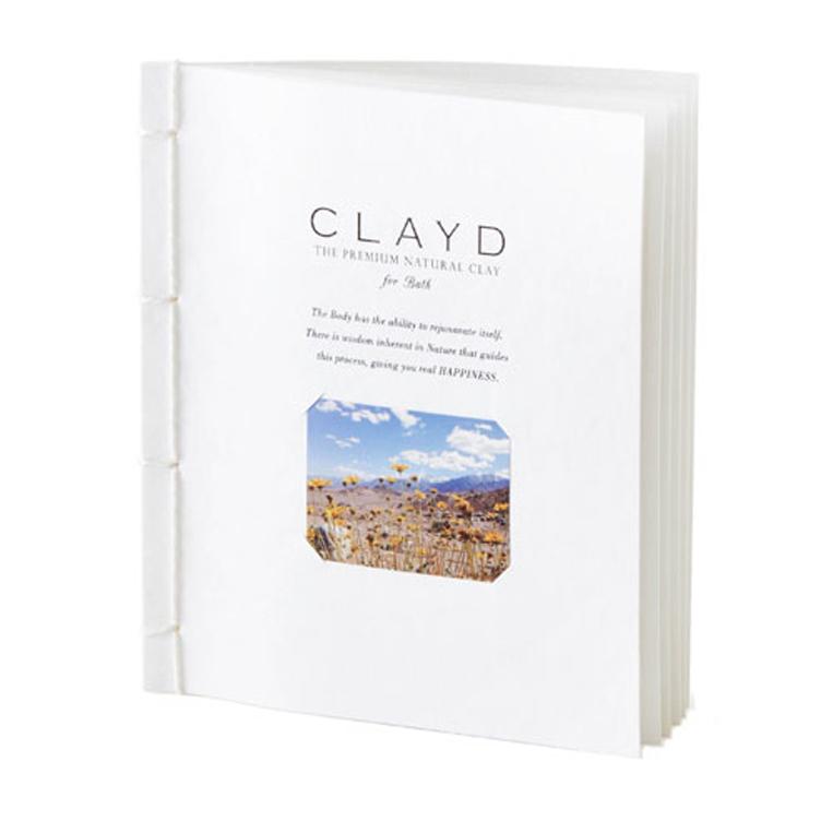 CLAYD/クレイドのWEEKBOOK