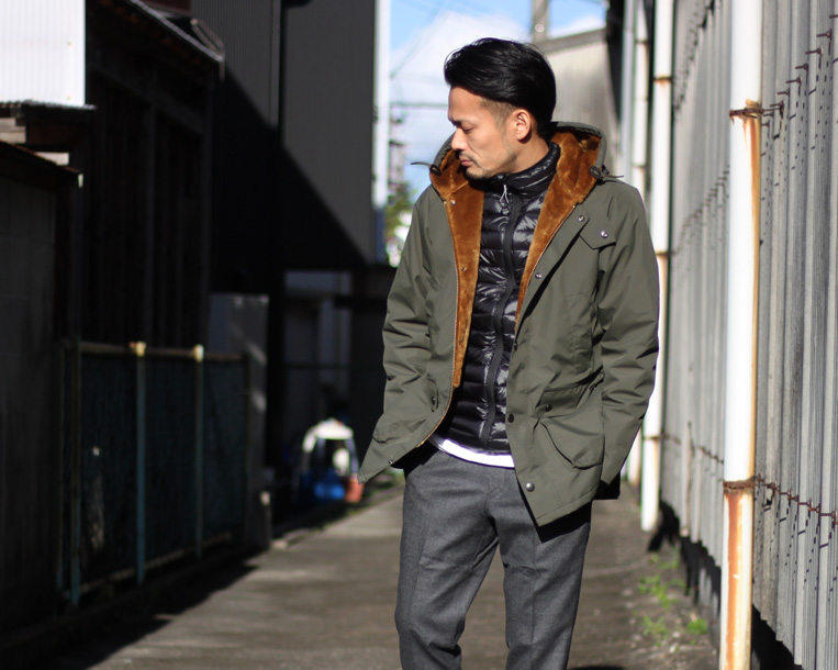 barnbour hooded bedale jacket coordinate