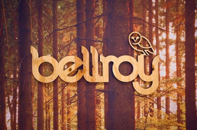 """""""BELLROY/ベルロイ""""のブランドロゴ"""
