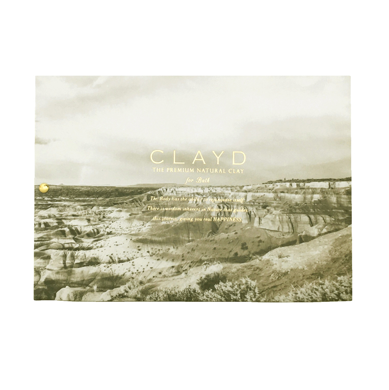 CLAYD/クレイドのWEEKBOOK特別版
