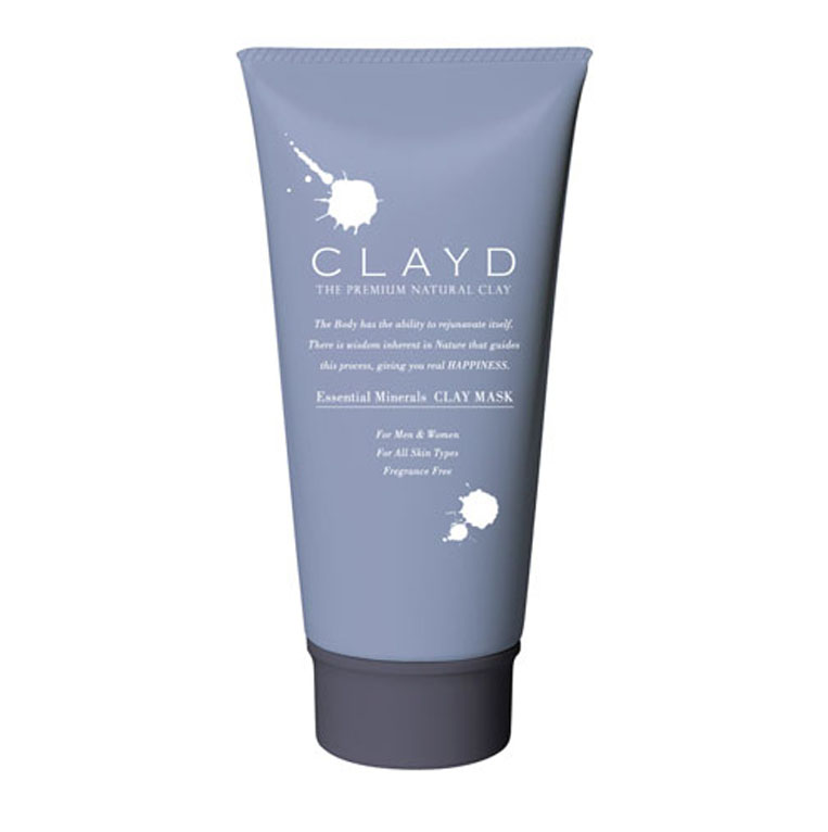 CLAYD/クレイドのEssential Minerals CLAY MASK