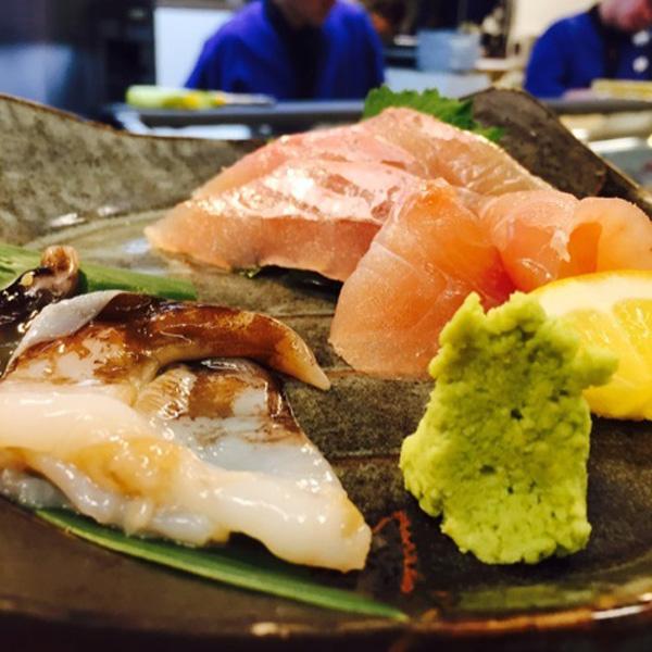 すし旬の海鮮料理