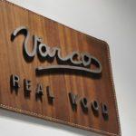木で出来た財布・『VARCO REALWOOD』愛知県取扱店舗