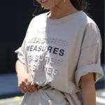 『新しいプリントTシャツ使い方が分かる』スタイリングテクニック
