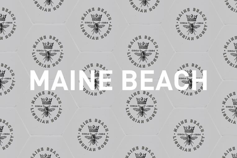 MAINE BEACH (マインビーチ)のブランドロゴ