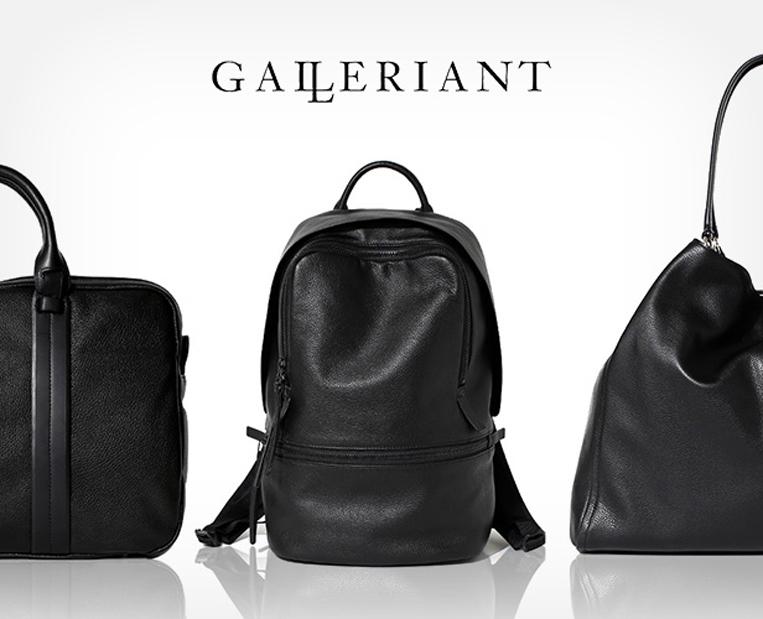 GALLERIANT(ガレリアント)のブランドロゴ