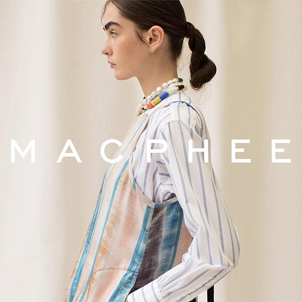 MACPHEE(マカフィー)のブランドロゴ