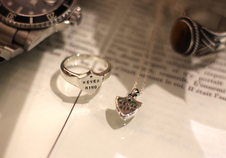 "ANPJAPANの""Never Mind Ring"""