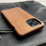木製スマホケース 最新iPhone対応の日本製スマホケースのレビュー
