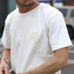 【夏が来る前に完売必至!】2021年春夏新作 ALMONDSURFの半袖Tシャツ